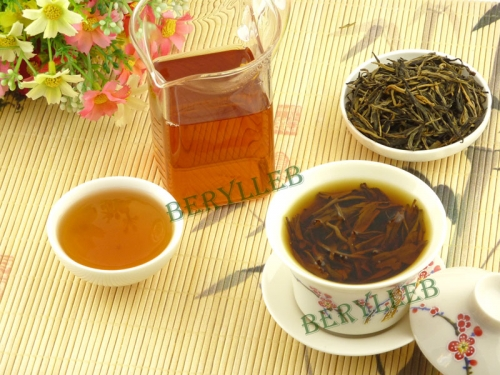 Superme Yunnan Golden Needle Dian Hong Gongfu Black Tea * Free Shipping