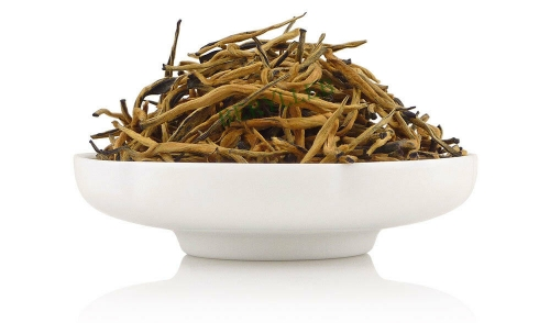 Nonpareil Yunnan Golden Needle Dian Hong Gongfu Black Tea * Free Shipping