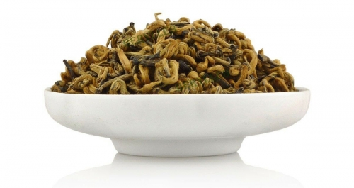 Nonpareil Yunnan Golden Snail Dian Hong Gongfu Black Tea * Free Shipping