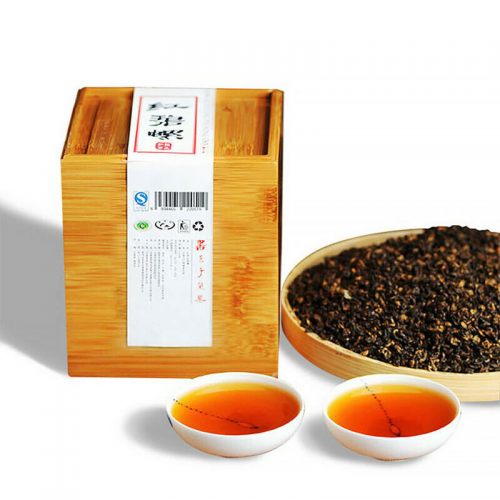 Red Snail * 2019 Dr. Pu'er Tea Yunnan Dian Hong Black Tea 500g * Free Shipping
