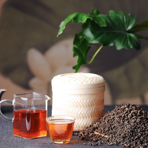 Hong Bi Luo Red Snail * Dr. Pu'er Tea Yunnan Dian Hong Gongfu Black Tea 350g * Free shipping