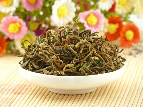 Superme Yunnan Dian Hong Gongfu Black Tea * Free Shipping