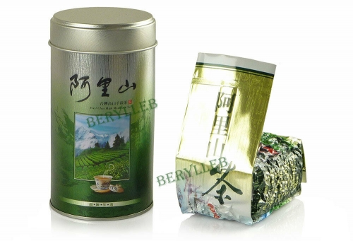 Hand Picked Taiwan Alishan Lightly Roasted Oolong Tea * Free Shipping