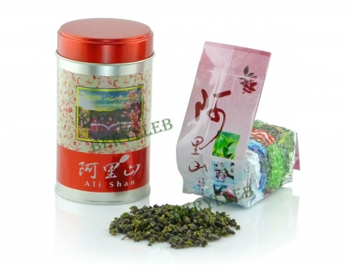 Hand Picked Taiwan Alishan High Mountain Oolong Tea 150g * Free Shipping