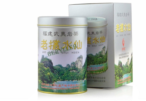 Wu Yi Star Superfine Lao Cong Shui Xian Daffodil Oolong Tea 125g 4.41oz* Free Shipping