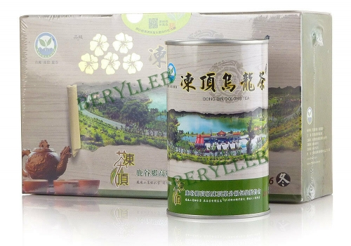 Competition Grade Five Plum Flower Dong Ding Oolong * Free Shipping