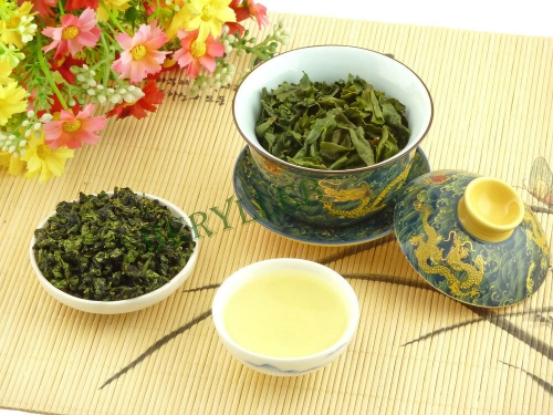 Nonpareil Fujian Anxi Iron Goddess of Mercy Tie Guan Yin Oolong Tea 5kg * Wholesale * Free Shipping