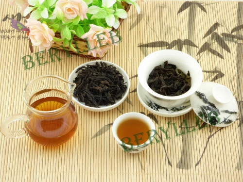 Superfine Wuyi Da Hong Pao Big Red Robe Oolong Tea 5kg * Wholesale * Free Shipping